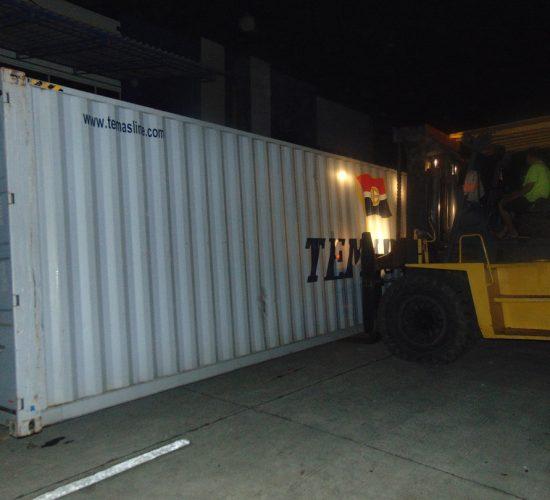 Frans Diesel Shipment